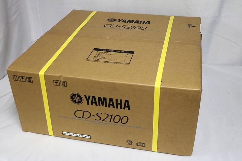 【買取実績】YAMAHA CD-S2100 CDプレイヤー|中古買取価格144,000円