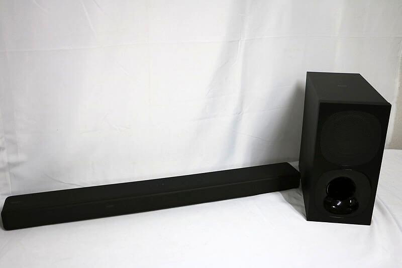 【買取実績】SONY HT-G700 サウンドバー ホームシアター 2020年製|中古買取価格21,000円